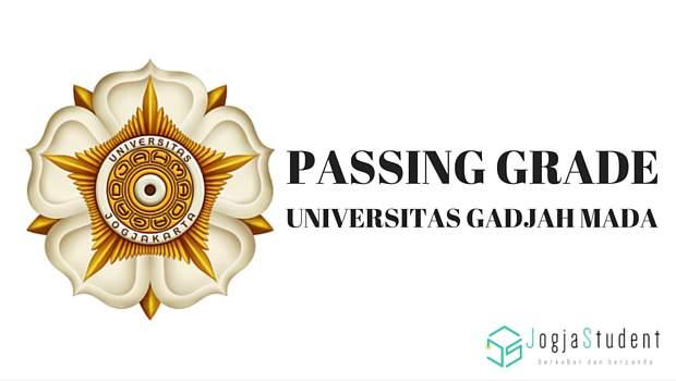 Passing Grade Kedokteran Gigi UGM Tahun 2016