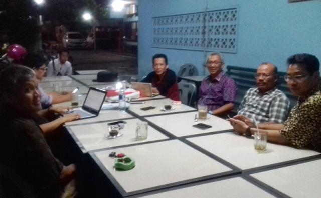 Para Alumni FKG USU Minta SBY Mengevaluasi Cornelis Buston