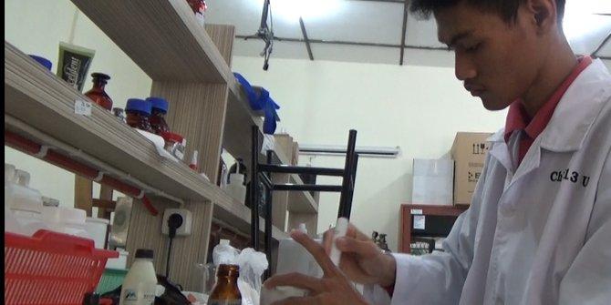 Pasta Gigi Berbahan Cangkang Telur Dari Mahasiswa Universitas Brawijaya