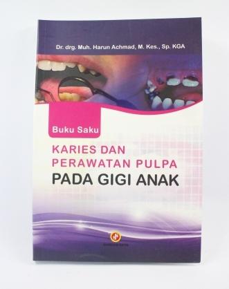 Buku Saku Karies dan Perawatan Pulpa pada Gigi Anak