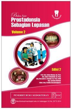 Buku Ajar Prostodonsia Sebagian Lepasan Vol. 2 Edisi 2