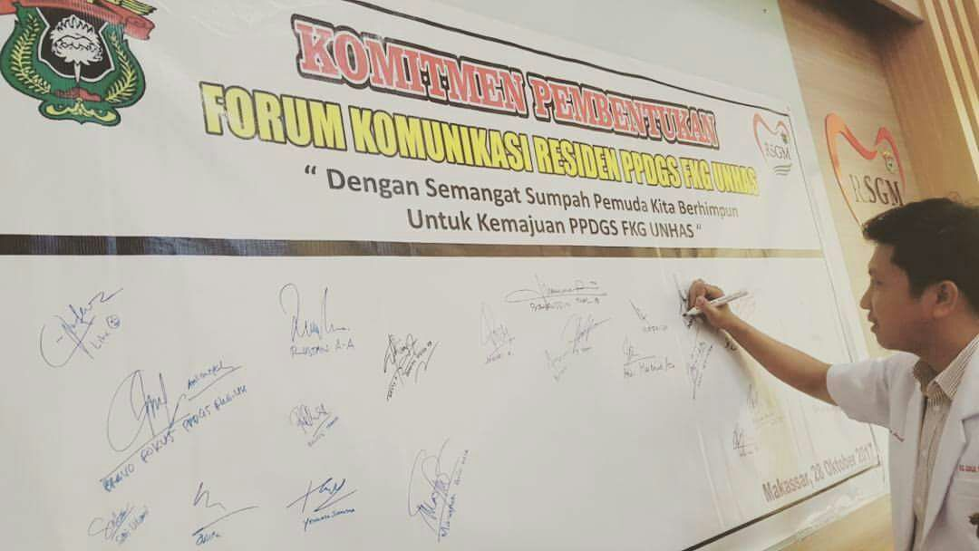 FOKUS FKG UNHAS Siap Menjawab Permasalahan Pendidikan Dokter Gigi Spesialis Se-Indonesia